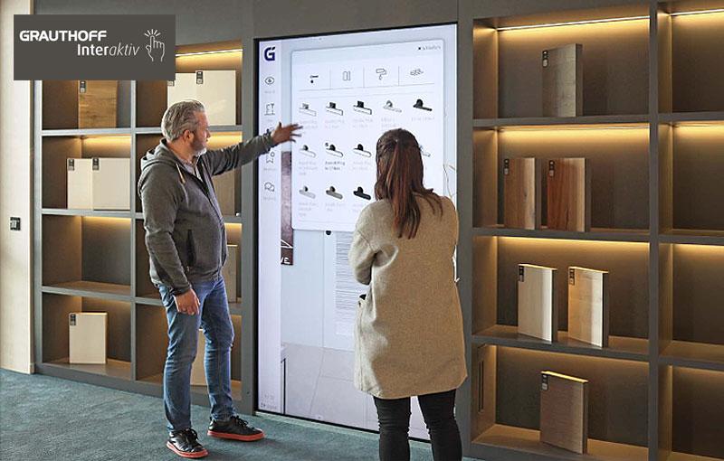 Grauthoff Interaktiv - Digitales Beratungssystem